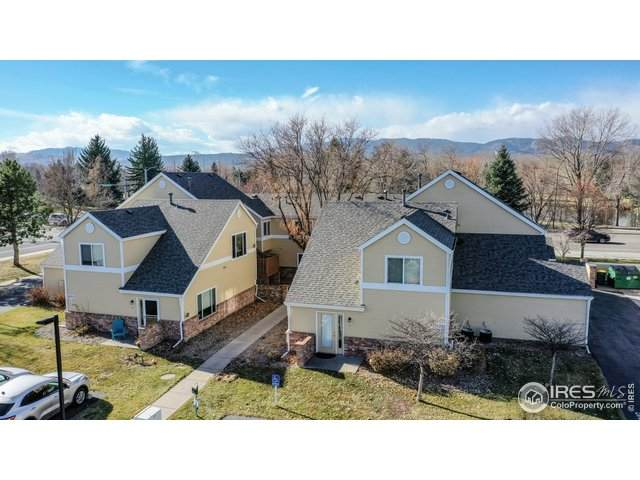 1020 Rolland Moore Dr 2B, Fort Collins, CO 80521 (MLS #929079) :: Jenn Porter Group