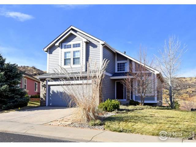 543 Promontory Dr, Loveland, CO 80537 (MLS #929081) :: Tracy's Team