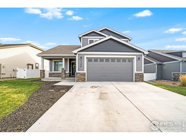 4206 Florence Ave, Evans, CO 80620 (#929092) :: The Margolis Team