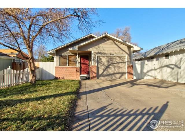 620 E Magnolia St, Fort Collins, CO 80524 (MLS #929107) :: Downtown Real Estate Partners
