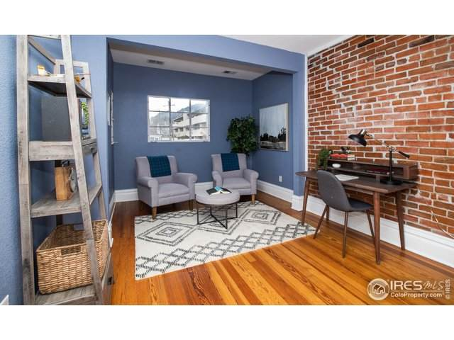 1155 Portland Pl #4, Boulder, CO 80304 (#929114) :: Peak Properties Group