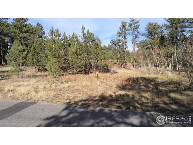 2 W Fox Acres Dr, Red Feather Lakes, CO 80545 (MLS #929142) :: Jenn Porter Group