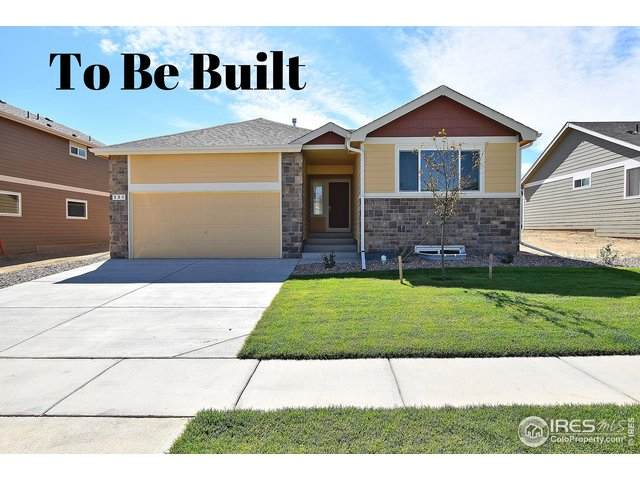 2608 Turquoise St, Loveland, CO 80537 (MLS #929151) :: Tracy's Team
