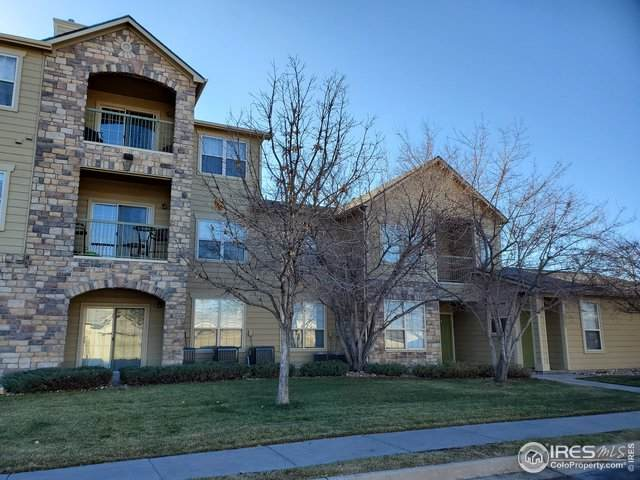 5620 Fossil Creek Pkwy #2107, Fort Collins, CO 80525 (MLS #929154) :: Downtown Real Estate Partners