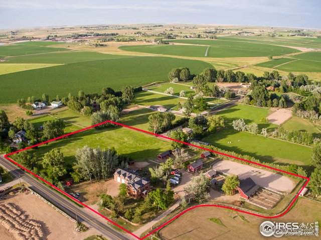 120 S County Road 3, Fort Collins, CO 80524 (MLS #929167) :: Jenn Porter Group