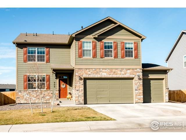 908 Charlton Dr, Windsor, CO 80550 (MLS #929179) :: HomeSmart Realty Group