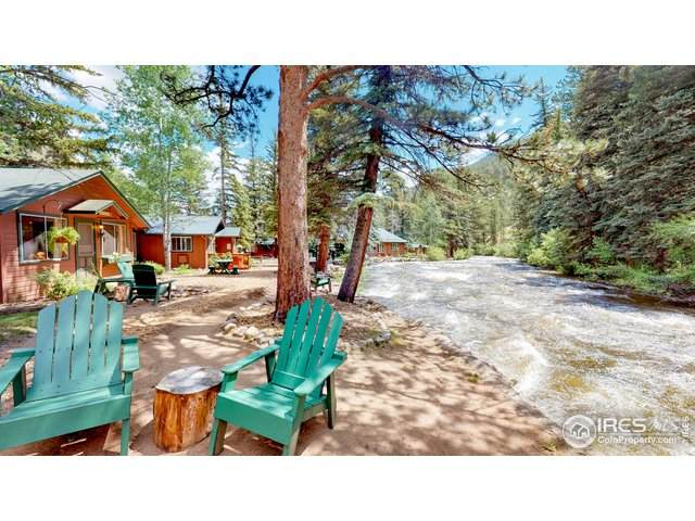 2334 Highway 66, Estes Park, CO 80517 (MLS #929182) :: Keller Williams Realty