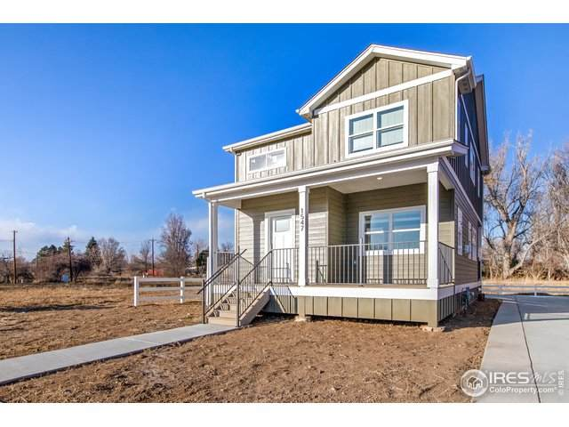 1547 Gard Dr, Loveland, CO 80537 (MLS #929187) :: Tracy's Team
