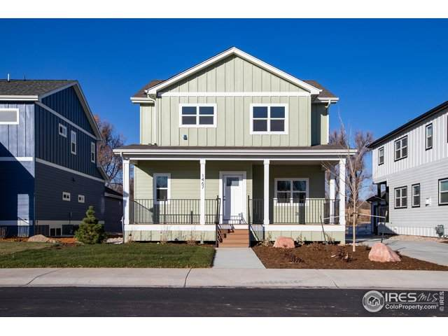 1467 Gard Dr, Loveland, CO 80537 (MLS #929188) :: Tracy's Team