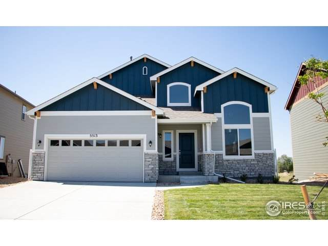 865 Emerald Lakes St, Severance, CO 80550 (MLS #929201) :: Fathom Realty