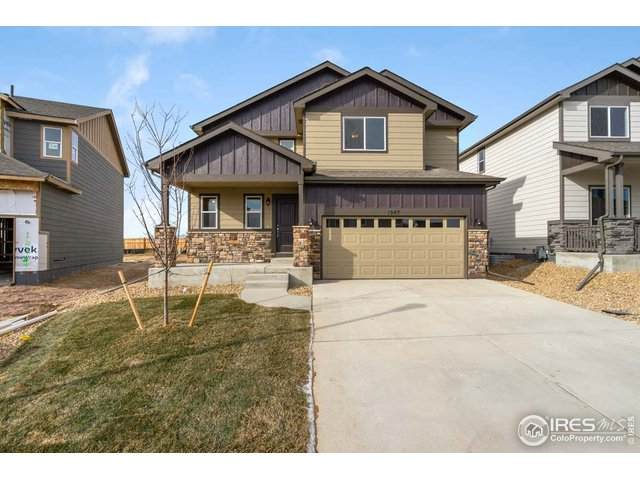 875 Emerald Lakes St, Severance, CO 80550 (#929204) :: Hudson Stonegate Team
