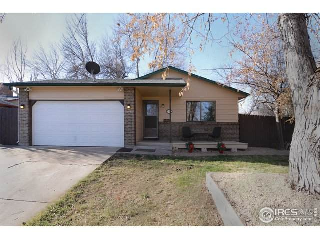 2225 Ayrshire Dr, Fort Collins, CO 80526 (#929205) :: The Dixon Group
