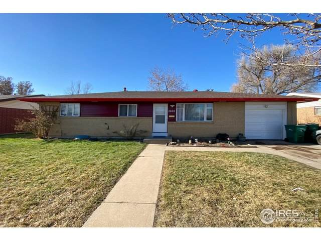 2605 11th Ave, Greeley, CO 80631 (MLS #929211) :: HomeSmart Realty Group
