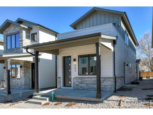 823 Cherokee Dr, Fort Collins, CO 80525 (#929215) :: The Dixon Group