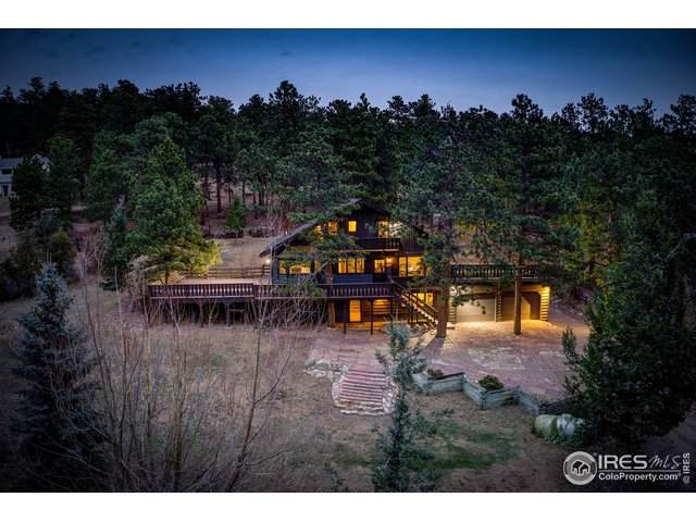 253 Wild Tiger Rd, Boulder, CO 80302 (MLS #929218) :: Bliss Realty Group