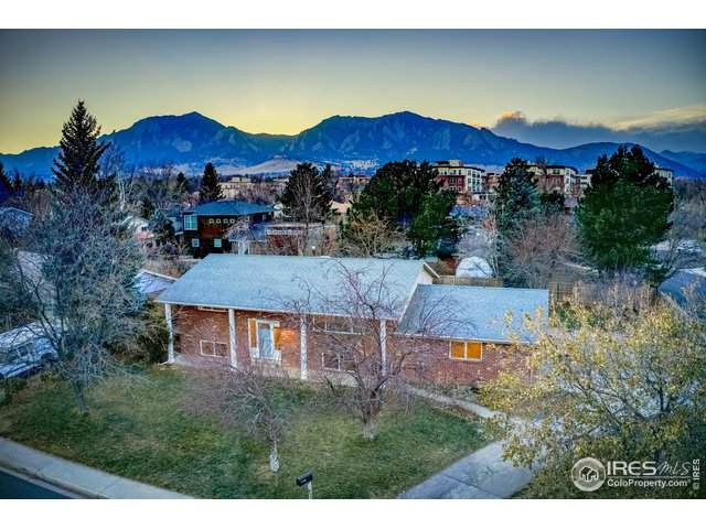 385 Manhattan Dr, Boulder, CO 80303 (MLS #929253) :: Jenn Porter Group