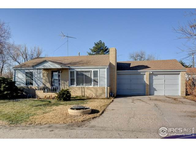 2133 C St, Greeley, CO 80631 (MLS #929263) :: Tracy's Team