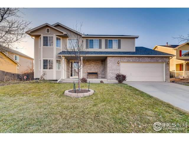 2321 Flagstaff Dr, Longmont, CO 80504 (#929267) :: Re/Max Structure