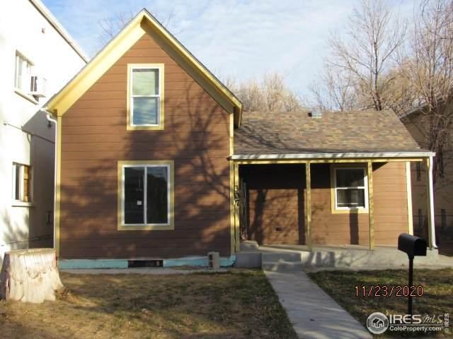 307 Carson St, Brush, CO 80723 (MLS #929272) :: 8z Real Estate