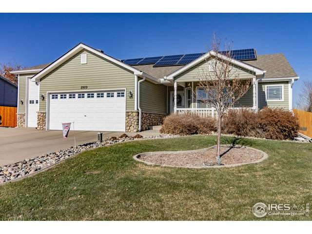 2909 Swan Point Ct, Evans, CO 80620 (#929279) :: The Margolis Team