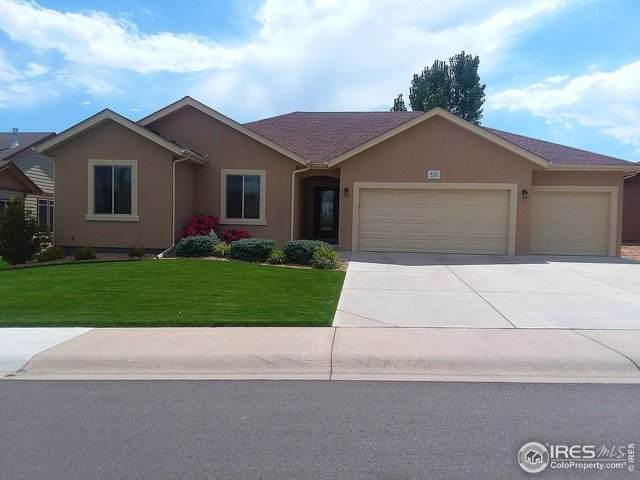 830 Norway Maple Dr, Loveland, CO 80538 (MLS #929283) :: June's Team