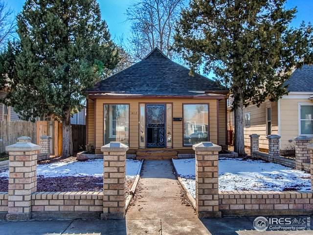 1412 9th St, Greeley, CO 80631 (MLS #929312) :: RE/MAX Alliance