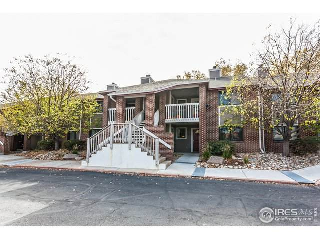 1231 W Swallow Rd #314, Fort Collins, CO 80526 (MLS #929320) :: Downtown Real Estate Partners