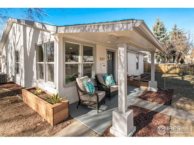 527 S Bryan Ave, Fort Collins, CO 80521 (MLS #929325) :: RE/MAX Alliance