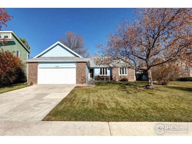 1630 Trailwood Dr, Fort Collins, CO 80525 (#929327) :: The Margolis Team