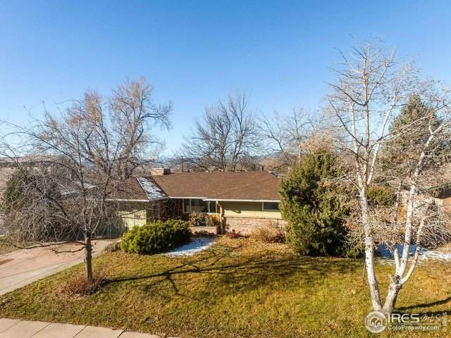 1223 W Broadmoor Dr, Loveland, CO 80537 (MLS #929329) :: RE/MAX Alliance