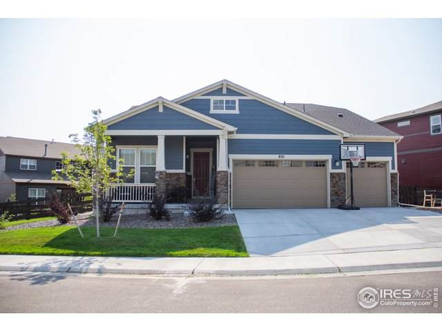 832 Stagecoach Dr, Lafayette, CO 80026 (MLS #929330) :: 8z Real Estate