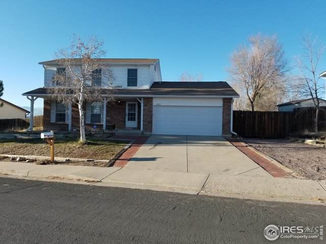 2979 W 11th Ave Cir, Broomfield, CO 80020 (MLS #929343) :: Kittle Real Estate