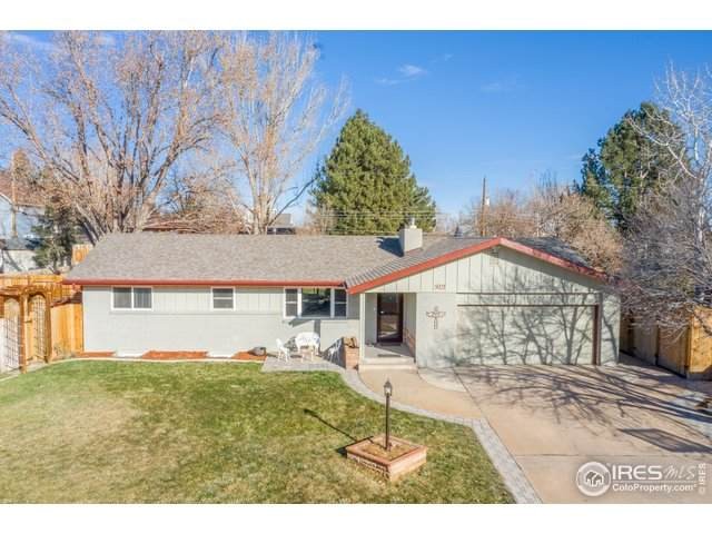 5021 W 22nd St, Greeley, CO 80634 (#929345) :: The Margolis Team