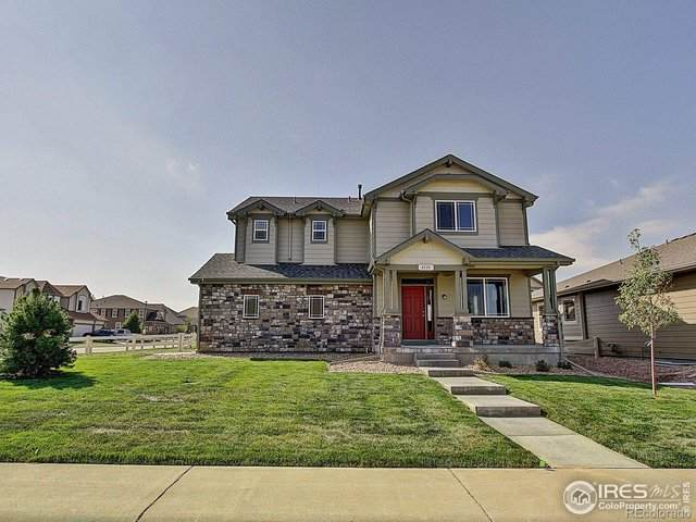 5535 Triple Crown Dr, Frederick, CO 80504 (MLS #929351) :: Tracy's Team
