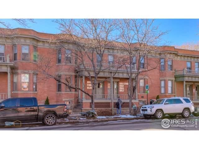 2033 11th St #2, Boulder, CO 80302 (MLS #929390) :: 8z Real Estate