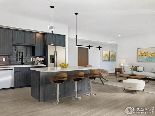 2718 Pine St #301, Boulder, CO 80302 (MLS #929391) :: 8z Real Estate