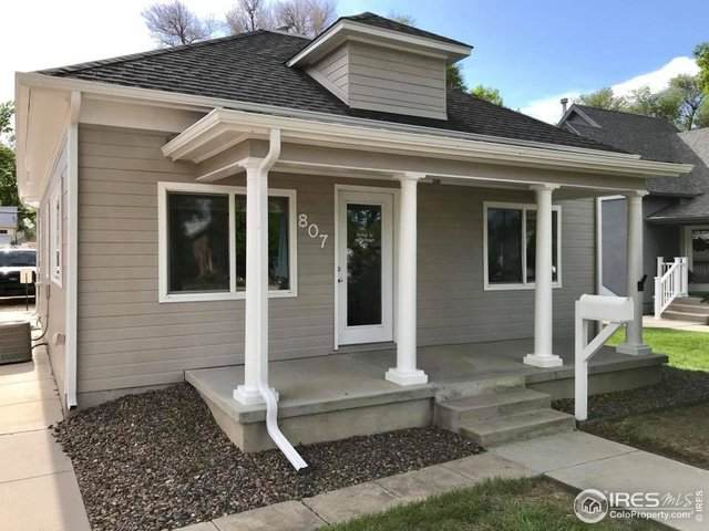 807 Main St, Fort Morgan, CO 80701 (#929402) :: My Home Team
