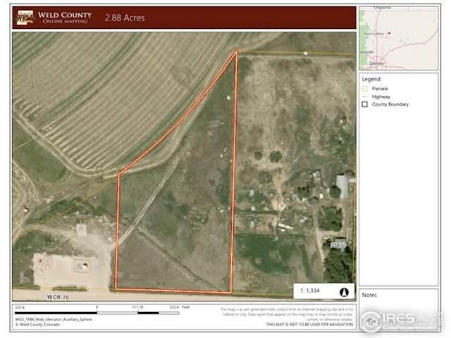 Address Not Published, Galeton, CO 80622 (MLS #929416) :: J2 Real Estate Group at Remax Alliance