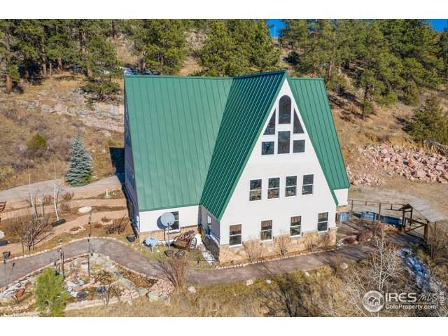 644 Lakeview Dr, Drake, CO 80515 (MLS #929439) :: Fathom Realty