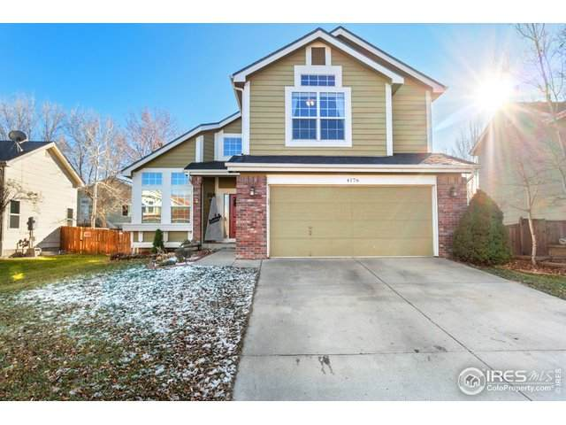 4176 Lookout Dr, Loveland, CO 80537 (#929443) :: The Margolis Team