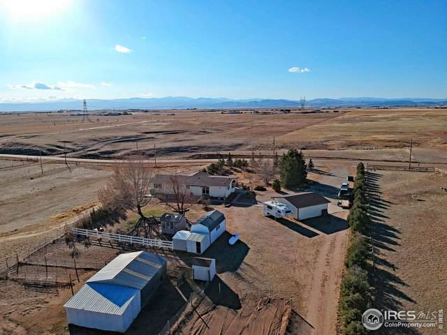 13712 N County Road 7, Wellington, CO 80549 (MLS #929447) :: Jenn Porter Group