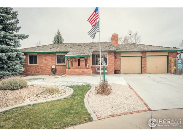 2718 Goldenrod Pl, Loveland, CO 80537 (MLS #929462) :: J2 Real Estate Group at Remax Alliance