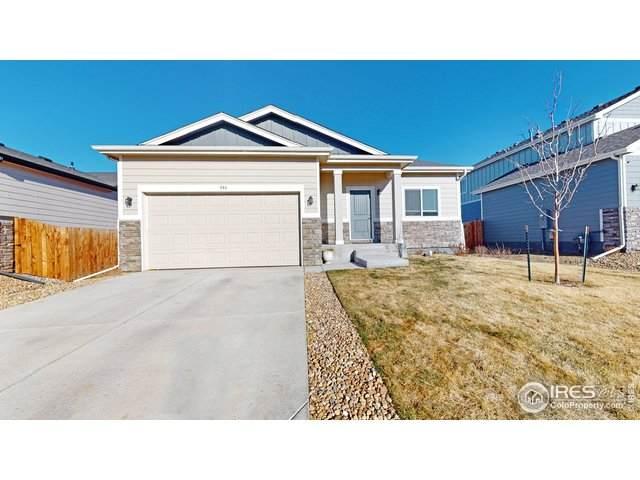 846 S Prairie Dr, Milliken, CO 80543 (MLS #929466) :: Bliss Realty Group