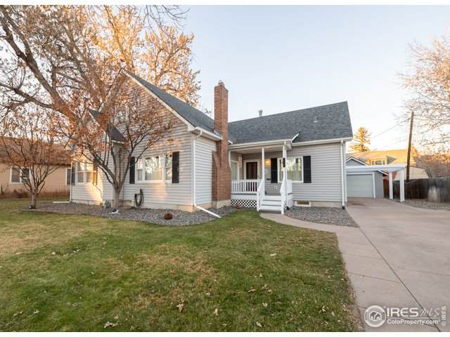 335 W 5th St, Loveland, CO 80537 (MLS #929469) :: Wheelhouse Realty