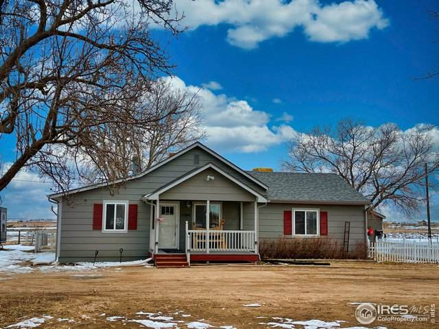 5746 County Road 61, Keenesburg, CO 80643 (MLS #929479) :: Jenn Porter Group