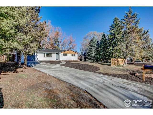 2740 W Elizabeth St, Fort Collins, CO 80521 (#929483) :: Compass Colorado Realty