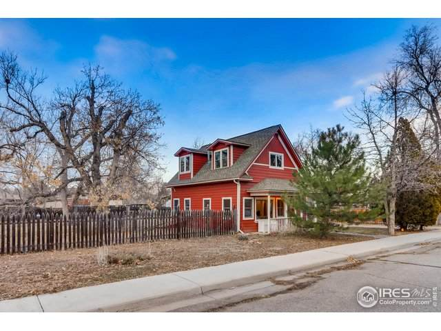 1110 15th Ave, Longmont, CO 80501 (#929501) :: Compass Colorado Realty