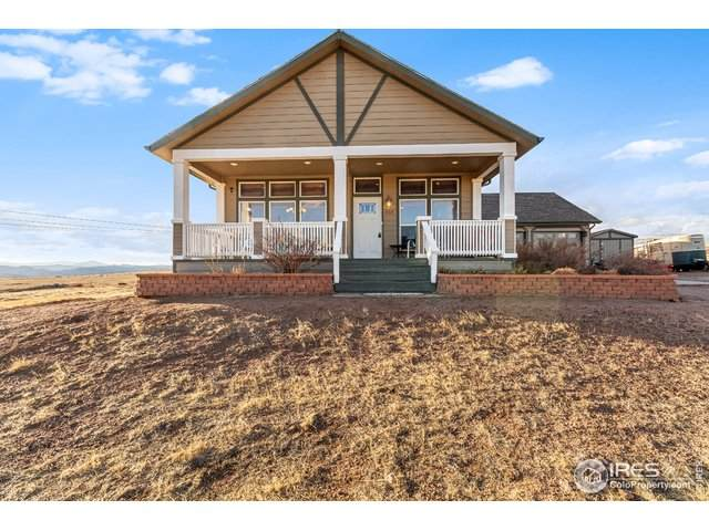 555 Great Twins Rd, Livermore, CO 80536 (MLS #929502) :: 8z Real Estate