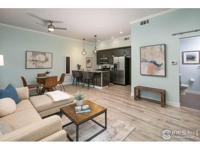2445 Junction Pl #103, Boulder, CO 80301 (MLS #929505) :: HomeSmart Realty Group
