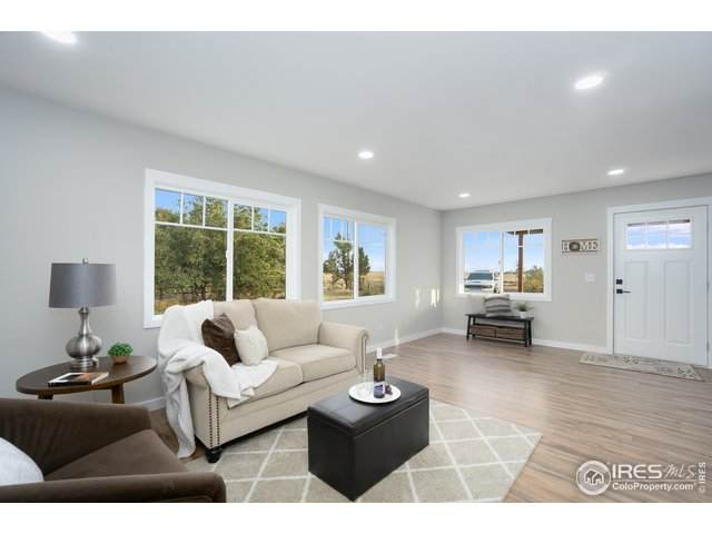 2836 W County Road 60E, Fort Collins, CO 80524 (#929524) :: Compass Colorado Realty